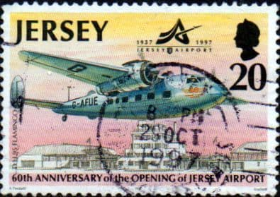 Jersey 1997 Jersey Airport SG 807 Fine Used