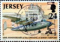 Jersey 1997 Jersey Airport SG 808 Fine Used