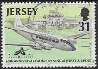 Jersey 1997 Jersey Airport SG 809 Fine Used