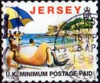 Jersey 1997 Tourism SG 770 Fine Used