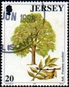 Jersey 1997 Trees SG 830 Fine Used