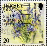 Jersey 1998 Flowers SG 874 Fine Used