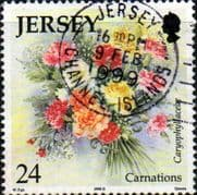 Jersey 1998 Flowers SG 875 Fine Used