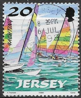 Jersey 1998 Jersey Yachting SG 854 Fine Used