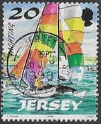 Jersey 1998 Jersey Yachting SG 855 Fine Used
