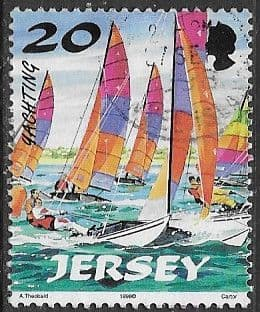 Jersey 1998 Jersey Yachting SG 856 Fine Used