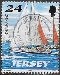 Jersey 1998 Jersey Yachting SG 861 Fine Used