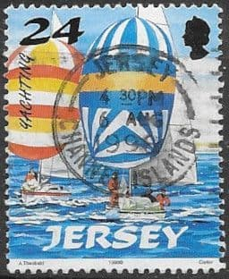 Jersey 1998 Jersey Yachting SG 863 Fine Used