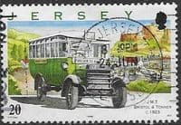 Jersey 1998 Motor Transport Company Buses SG 844 Fine Used