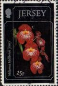 Jersey 1999 Orchids SG 893 Fine Used