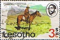 Lesotho 1980 Surcharge SG 403 Fine Used