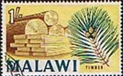 Malawi 1964 SG 222 Timber Industry Fine Used