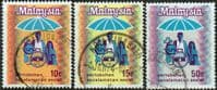 Malaysia 1973 Social Security Organisation Set Fine Used