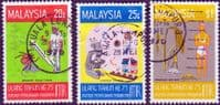 Malaysia 1976 Medical Research Set Fine Used