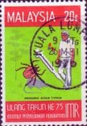 Malaysia 1976 Medical Research SG 146 Fine Used
