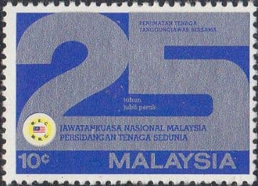 Malaysia 1981 World Energy Conferences SG 227 Fine Mint