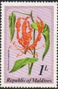 Maldive Islands 1979 Flowers SG 827 Fine Mint