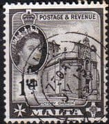 Malta 1956 SG 268 Victory Church Fine Used