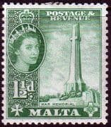 Malta 1956 SG 269 War Memorial Fine Mint