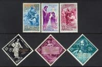 Malta 1960 Ship Wreck of St Paul Set Fine Used