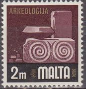 Malta 1973 SG 486 Archaeology Fine Mint