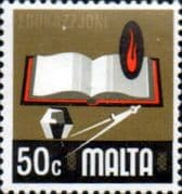 Malta 1973 SG 498  Education Service Fine Mint