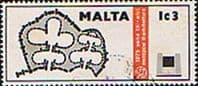 Malta 1975 European Architectural Heritage Year SG 545 Fine Used