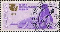 Malta 1975 Womens Year SG 539 Fine Used