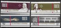 Malta 1976 School of Anatomy and Surgery Set Fine Mint
