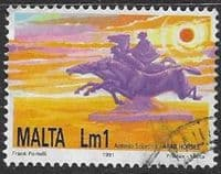 Malta 1991 National Heritage of the Maltese Islands SG 915 Fine Used