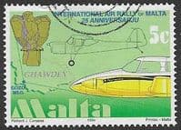 Malta 1994  Aviation Anniversaries and Events SG 969 Fine Used