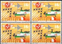 Malta 1994  Aviation Anniversaries and Events SG 970 Fine Mint
