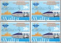 Malta 1994  Aviation Anniversaries and Events SG 971 Fine Mint