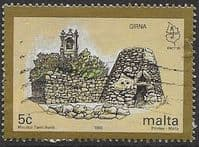 Malta 1995  European Nature Conservation Year SG 997 Fine Used