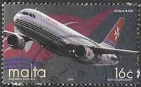 Malta 2000 Century of Air Transport SG 1179 FineUsed