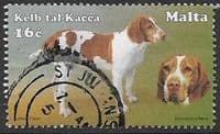 Malta 2001 Maltese Dogs SG 1236 Fine Used