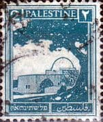 Palestine 1927 SG  90 British Mandate to League of Nations  Fine Used