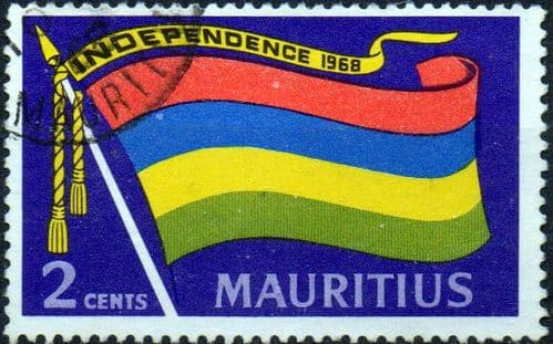 Mauritius 1968 Independence SG 364 Fine Used