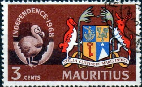 Mauritius 1968 Independence SG 365 Fine Used