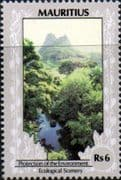 Mauritius 1989 Protection of the Environment SG 805A Fine Mint