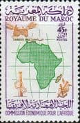 Morocco 1960 African Economic Commission Fine Mint