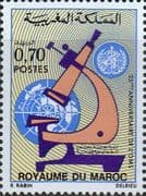 Morocco 1973 World Health Organisation Fine Mint