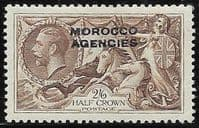 Morocco Agencies British Currency 1935  SG 73 Fine Mint