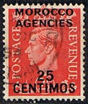 Morocco Agencies Spanish Currency