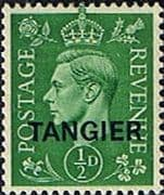 Morocco Agencies TANGIER 1944 SG 251 King George VI Fine Mint