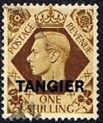 Morocco Agencies TANGIER 1949 SG 272 King George VI Fine Used