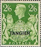 Morocco Agencies TANGIER 1949 SG 273 King George VI Fine Mint