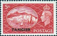 Morocco Agencies TANGIER 1950 SG 287 King George VI Fine Mint