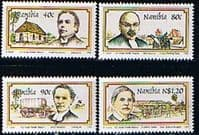 Namibia 1995 Finnish Missionaries Set Fine Mint