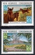 New Hebrides 1973 Tanna Island Set English Fine Mint